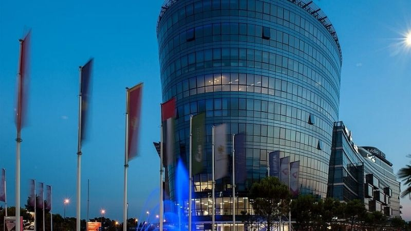 The Capital Plaza business center, Podgorica